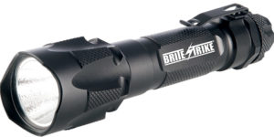 TACTICAL BLUE DOT RECHARGEABLE POLICE AND MILITARY FLASHLIGHT