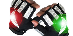KAYAK SAFETY LIGHT GLOVES