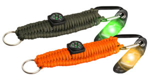 SURVIVAL KEY FOB WITH LINE-LIGHT