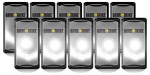 APALS® LATEST GENERATION EMERGENCY LIGHTS 10 PACK