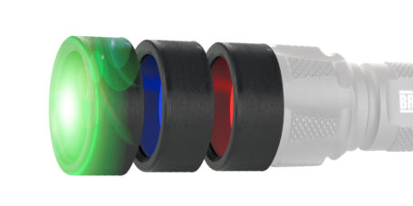 FLASHLIGHT COLOR LENSES