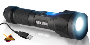 POLICE FLASHLIGHT CAMERA