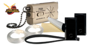 PIISA PERIMETER INFRARED INTRUDER SECURITY ALERT
