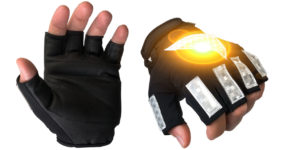 LIGHTED SPORT GLOVES