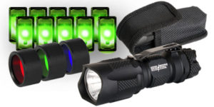 HUNTER PRO FLASHLIGHT KIT