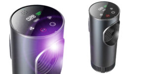 NEW PRODUCT – UV/HEPA Personal Air Purifier