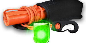 BRITE-RESCUE™ LIGHTED SIGNALING SYSTEM SEA AIR AND LAND