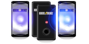 BRITE-STRIKE®  BUG-STRIKE™  LIGHT BASED NATURAL INSECT REPELLING SYSTEM