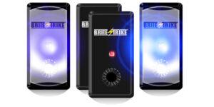 BRITE-STRIKE®  BUG-STRIKE™  LIGHT BASED NATURAL INSECT REPELLING SYSTEM